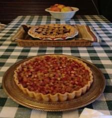 Pie at the Grange!